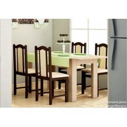 Jedálenský stôl BIEGEL / s rozkladom