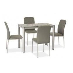 Jedálenský stôl DAMAR 80 x 60