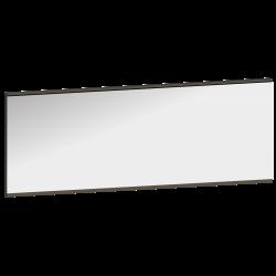 Zrkadlo BROWN 160 x 54