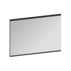 Zrcadlo BROWN 80 x 54