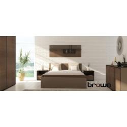 Spálňa BROWN