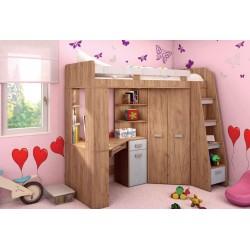 Dětská postel ANTRESOLA P