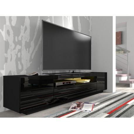 RTV skrinka MAXHOME - 2000 C / Black