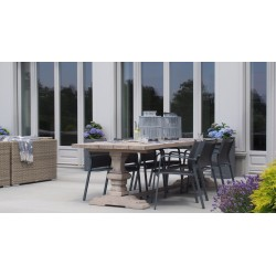 Zahradní stůl BALI DE LUX