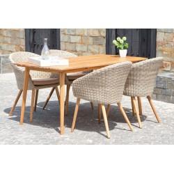 Záhradný stôl TAMARA