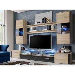 Obývací stěna FRESH - DSG FR