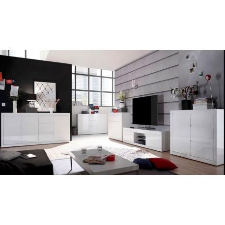 Obývací stěna MAXHOME - COMO BIANCO C