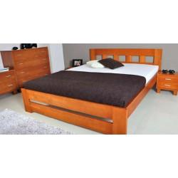 Manželská postel JANA ( TEX )