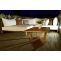 Zahradní chaise lounge HAVANA