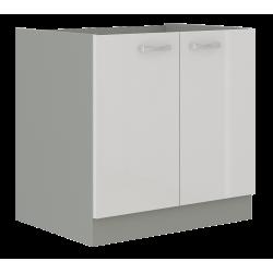 Kuchyňská skříňka BIANKA 80 D 2F BB