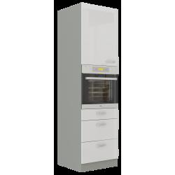 Kuchyňská skříň BIANKA 60 DPS-210 3S 1F