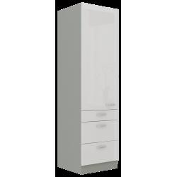 Kuchyňská skříň BIANKA 60 DKS-210 3S 1F