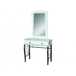 Toaletní stolek 1102 / bílá