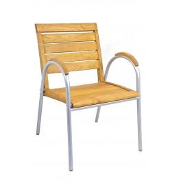 Zahradní židle SOLANO ( R )