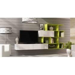 Obývacia stena VIGO 16 / limetka