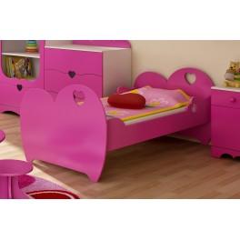 Dětská postel ROMANTIC - 160