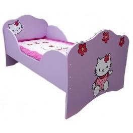 Dětská postel KOČIČKA - 180