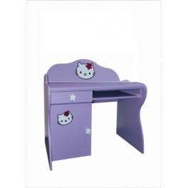 Dětský psací stůl KOČIČKA