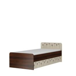Dětská postel DAISY - s přídavnou postelí