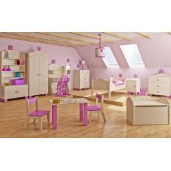 Dětský pokoj PRINCEZNA