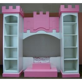Dětská poschoďová postel PALÁC
