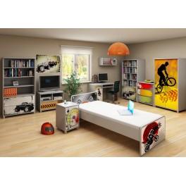 Detský izba OFF ROAD