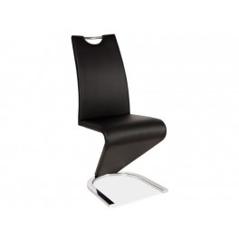Jedálenská stolička MODERN - H 090 oceľ