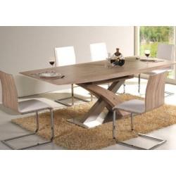 Jedálenský stôl RAUL / dub sonoma
