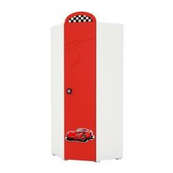 Šatní skříň RACING CAR S2 - 40