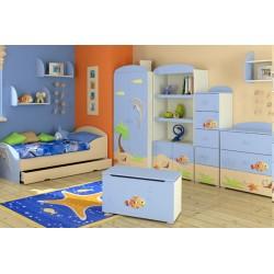 Dětský pokoj BLUE LAGOON