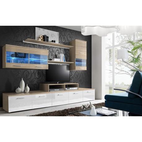Obývací stěna LOGO II - DSW