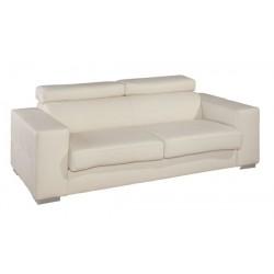 Kožená sedačka ETNA - 3 místná