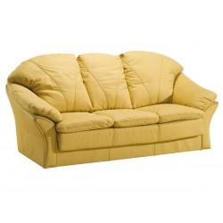 Kožená sedačka BOSTON - 3 místná
