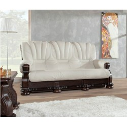 Kožená sedačka CEZAR III