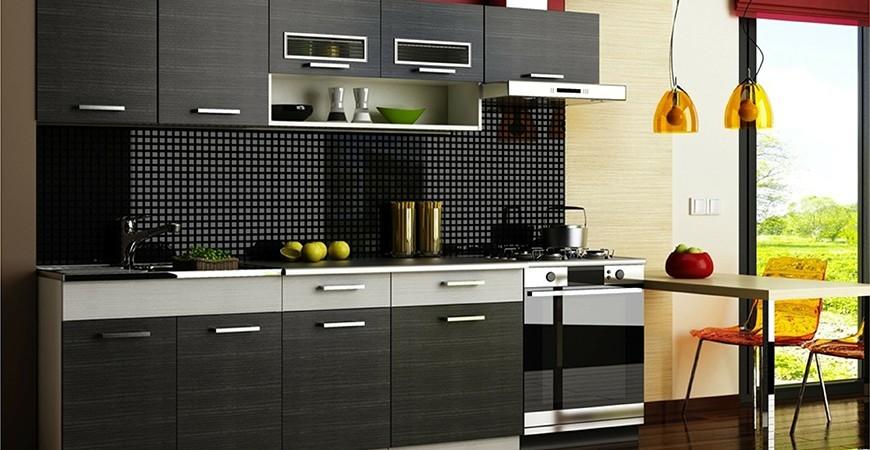 Kuchyňská linka MORENO GRAFIT